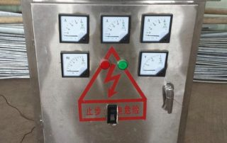 5-10kw microhydro off grid voltage control panel