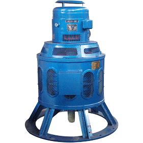 75kw Vertical type hydro generator
