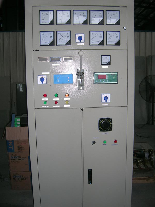 hydropower grid connection controller