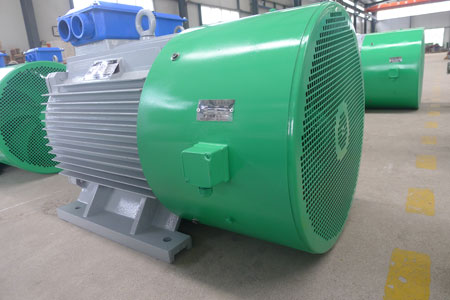 100kw hydropower Permanent magnet generator