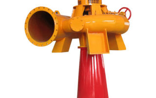 30KW Francis turbine micro hydropower generator