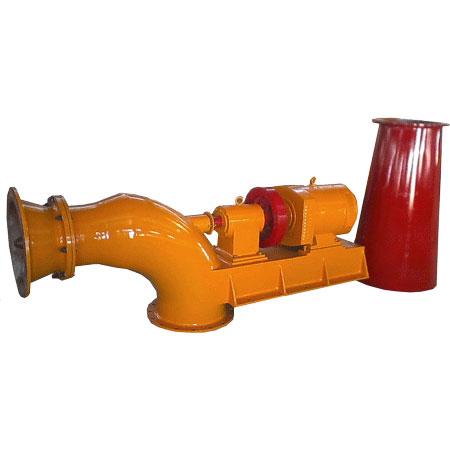 30kw hydropower tubular turbine generator