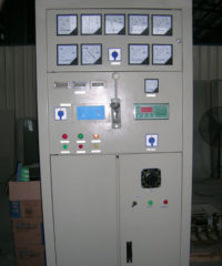 hydropower three in one grid-tied-control panel